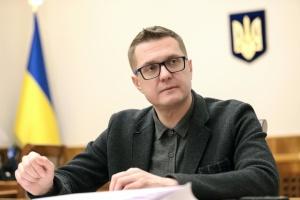 Баканов обговорив з Квін загрозу через нарощування РФ військ на кордонах