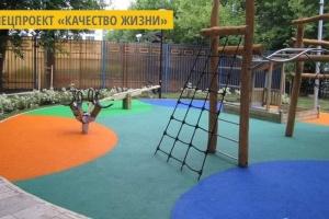 В Мукачево будут перерабатывать использованные шины для покрытия детских площадок