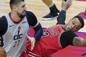 НБА: «Вашингтон» Леня зазнав 20-ї поразки в сезоні, програвши «Мемфісу»