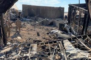 В Ираке обстреляли авиабазу с военными США