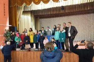 СУМ передала подарунки дітям українських воїнів на Одещині