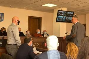 Расстрелы на Институтской: суд допрашивает Кличко в качестве свидетеля защиты