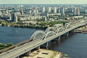 Укравтодор достроит Дарницкий мост в Киеве