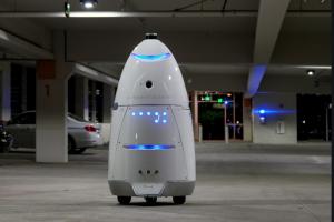 У Штатах представили робота-охоронця