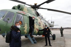 Президент Евросовета рассказал о своих впечатлениях от Донбасса и Майдана