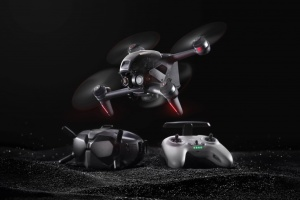 Китайська компанія представила дрон, що дає відчути «ефект польоту»