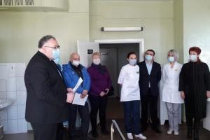 Угорщина передала Запорізькій області п'ять апаратів ШВЛ