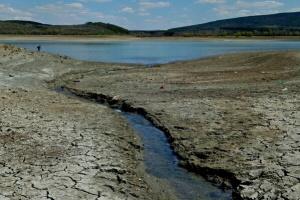 Лютневі опади лише частково поповнили запаси води в Крим