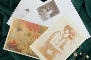 Укрпошта вперше випустить марки з картинами у жанрі «ню»