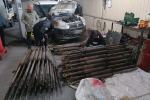 Контрафактні запчастини у вагонах: СБУ викрила схему, продукцію арештували