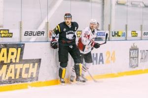 УХЛ: «Донбасс» разгромил «Белый Барс»