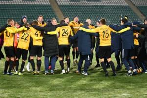 «Шахтер» сенсационно проиграл «Агробизнесу» в 1/4 финала Кубка Украины по футболу