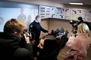 В Херсоне открыли модернизированный центр подготовки полицейских