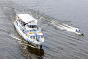 На Київщині з'явиться туристичний маршрут Дніпром