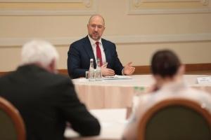 Шмыгаль рассказал о «слабом звене» правительства и чем здесь поможет Витренко