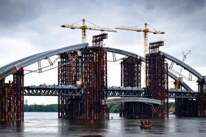 Достройка Подольско-Воскресенского моста: чья возьмет? (укр.)