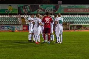 «Оболонь» грає внічию з «ВПК-Агро» в Першій лізі