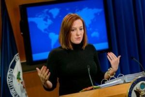 Пресс-секретарь Белого дома Псаки может покинуть свой пост