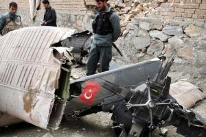 У Туреччині назвали ймовірну причину падіння військового вертольота
