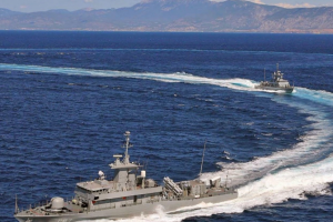 Британия спроектирует новые ракетные катера для Украины