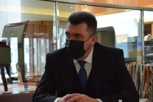 Secretario del CSND: Ucrania y Polonia tienen una opinión común sobre el peligro del Nord Stream 2