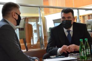 Украина и Польша имеют общий взгляд на опасность Nord Stream 2 - секретарь СНБО
