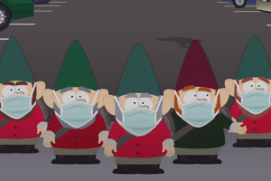 Создатели South Park сняли спецепизод о COVID-вакцинацию
