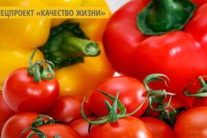 Прямо с поля: выращенные на Черниговщине томаты и перцы конкурируют с южными