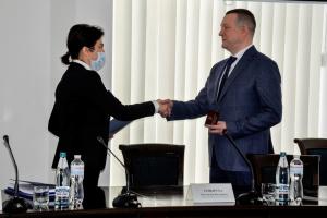Венедіктова представила нового керівника Миколаївської облпрокуратури