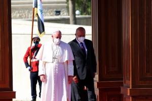 Папа Римский впервые в истории приехал в Ирак