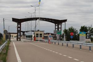 В этом году отремонтируют дорогу возле КПВВ «Чонгар»