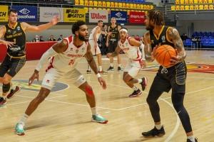 Суперлига: «Киев-Баскет» победил «Прометей», «Тернополь» обыграл «Запорожье»