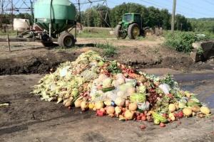 У світі щороку викидають понад мільярд тонн продуктів - ООН