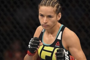 Перша українка в UFC Марина Мороз проведе бій проти француженки Менон Фіоро