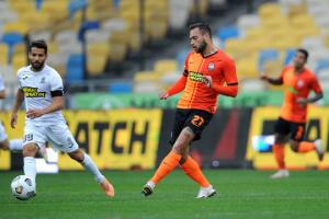 «Шахтар» переміг «Олімпік» у 17 турі чемпіонату України з футболу