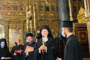 Патриарх Варфоломей подтвердил визит в Украину на 30-летие Независимости - депутат