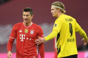 «Баварія» перемогла «Боруссію» і повернула лідерство в Бундеслізі