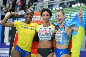 ЧЄ з легкої атлетики: Бех-Романчук виграла «золото»