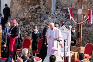 Папа Римский выступил в «столице» ИГИЛ