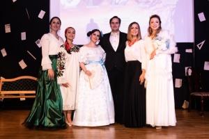 У США проведуть виставу про значущих жінок у житті Тараса Шевченка