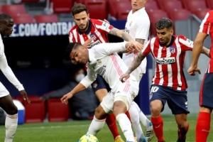 Ла Ліга: «Атлетико» грає внічию з  «Реалом»  і підпускає до себе опонентів