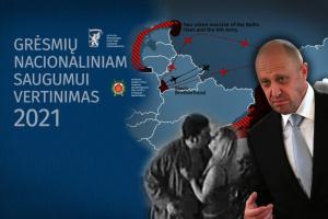 Від «медової пастки» до провокації з двійником «кухаря Путіна»