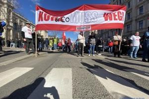В Вене оштрафовали 3 тысячи участников антикарантинной акции