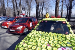 В Одесі відбулося жіноче ралі до 8 березня