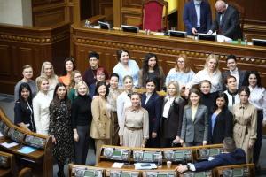 В «Слуге народа» создают движение Зе! Женщины