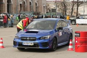В Киеве проходит Большое женское ралли