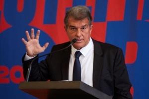 Президентом «Барселоны» стал Жоан Лапорта