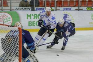 УХЛ: «Сокол» победил в столичном дерби