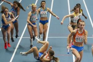У трех украинских легкоатлеток на ЧЕ в Торуни обнаружили коронавирус