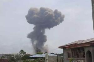 Взрывы в Экваториальной Гвинее: количество погибших увеличилось до 30